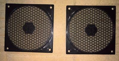 2 x SST-FF121 Silverstone 120mm Fan Grill and Filter Kit Twin Pack