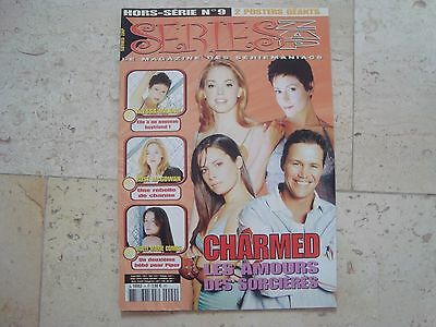CHARMED magazine SZAP +2 Posters Alyssa Milano Holly Marie Combs Rose McGowan #2