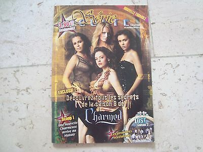 CHARMED Holly Marie Combs Alyssa Milano SERIE CULTE4 special magazine book