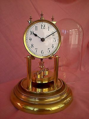P Hauck 400 day anniversary clock in good condition