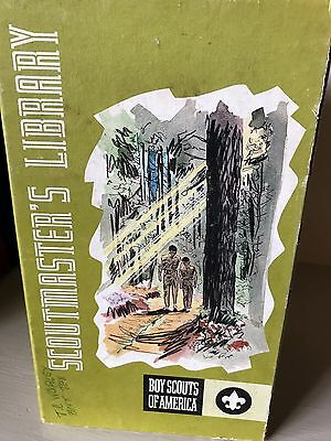 BSA Scoutmaster's Library Box Set (Vintage)