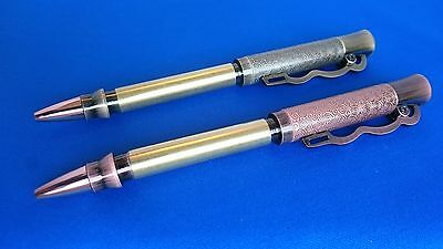 Woodturning Pen Kits LEVER ACTION