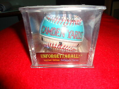 2004 Camden Yards Unforgettaball COA Limited Edition