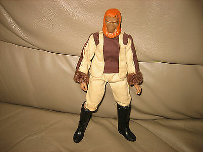 MEGO PLANET OF THE APES DR. ZAIUS TYPE 1 Metal Bodies- 1971