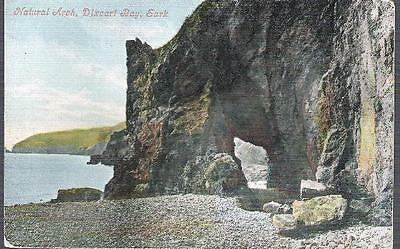 Sark, Channel Islands - Natural Arch, Dixcart Bay - Valentines postcard c.1910s