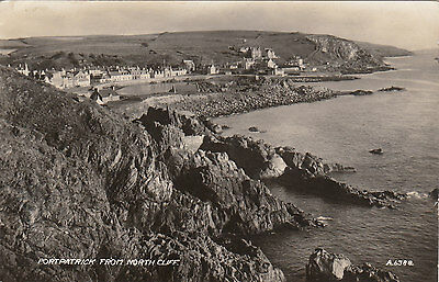 View Frm North Cliff, PORTPATRICK, Wigtownshire RP