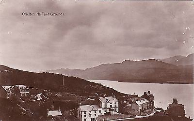 Orielton Hall & Grounds, BARMOUTH, Merionethshire RP