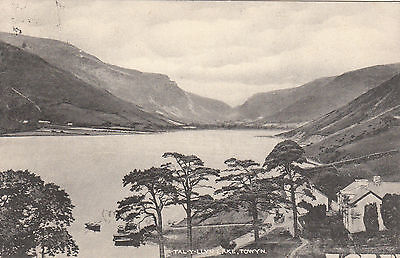 The Lake, TAL Y LLYN, Merionethshire