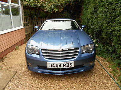 CHRYSLER CROSSFIRE SRT6 COUPE (only one for sale currently)