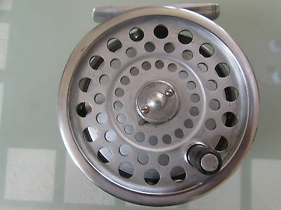 """good vintage hardy marquis no. 6 trout fly fishing reel 3.25"""""""