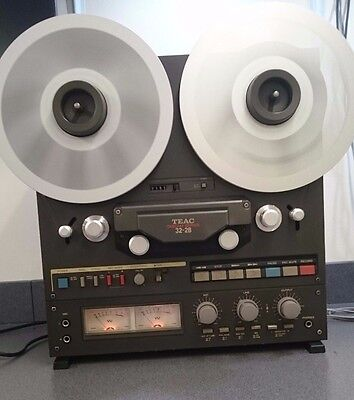TEAC/TASCAM 32-2B STEREO TAPE RECORDER TAPE DECK HALF TRACK - No2