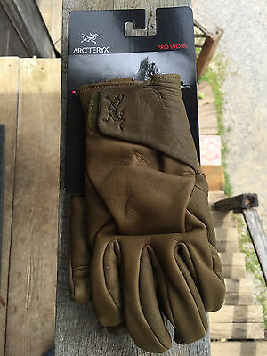 "Arcteryx Leaf ""Tactician AR"" Gloves--Croc--Medium (NSW-DEVGRU)"