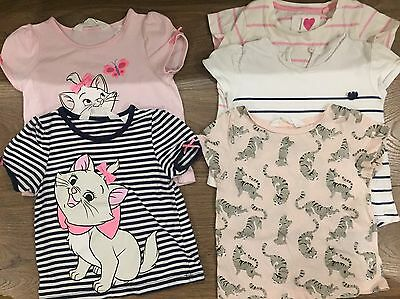 Baby Girl T-shirt Short Sleeve 18-24 Months ( H&M, Zara, Next)