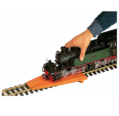 Lgb G Scale Rerailer (1 Piece) | Ships In 1 Business Day | Bn | 10020
