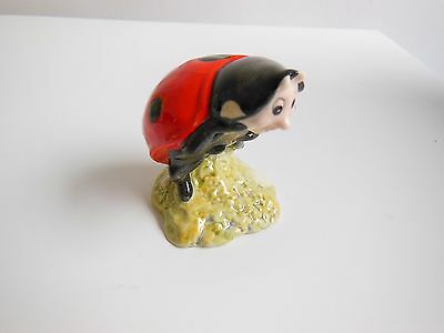 "Royal Albert Beatrix Potter  Figure "" Mother Ladybird"" """