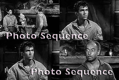 The Adventures of JIM BOWIE Michael Landon Maurice Marsac PHOTO Sequence #01