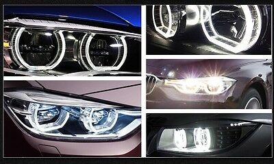 BMW Angel Eyes M4 DTM E92,E82,E60,E90 Crystal SMD LED TOP NEU