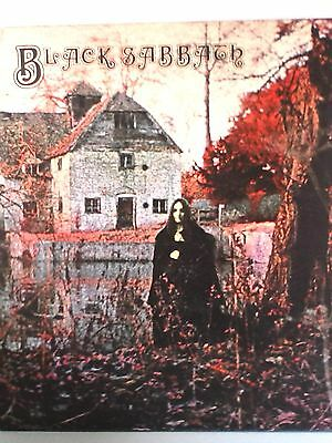 BLACK SABBATH 1st Issue Vertigo VO6 847 903 VTY A Phillips Record 1970 UK