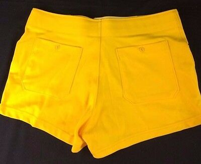 Vintage Russell Athletic Pocketed Coach Shorts Made in USA Deadstock