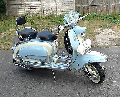 1959 Lambretta Li150 RT195 Series 1