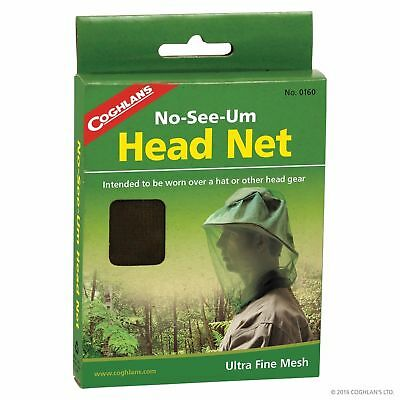 Coghlans No See Um Head Net - Ultra-Fine Mesh/Insects, Mosquitoes, Etc Coghlan's