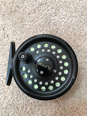 Cortland Rimfly 40 Fly Fishing Reel With Wf 3 F Line Made In England
