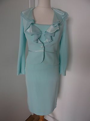 Condici Ispiroto  Mother Of The Bride ,wedding ,occasion  Dress Suit Size 10 Ne