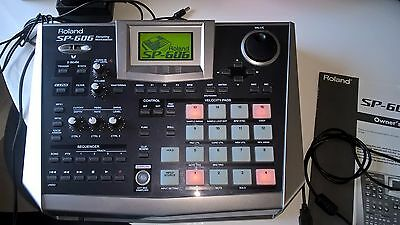 Roland SP-606 Sampler/Sequencer