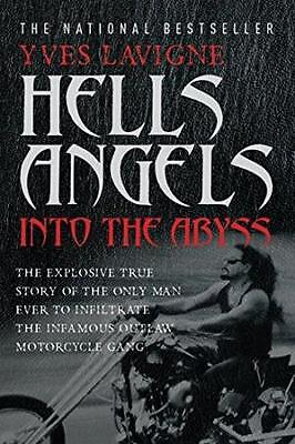 HELLS ANGELS INTO THE ABYSS Motorcycle Club MC Sonny Barger Harley 1%er Book **