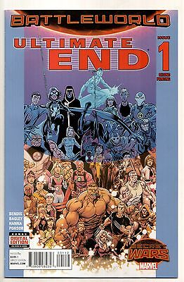 Ultimate End #1 - Second Printing (Marvel, 2015) - New/Unread (VF/NM+)