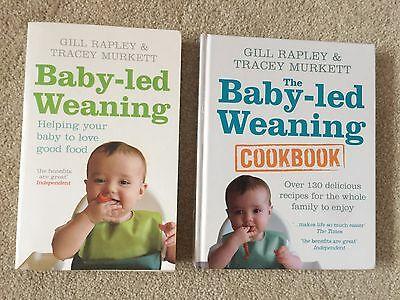Baby Led Weaning Cookbook and Book