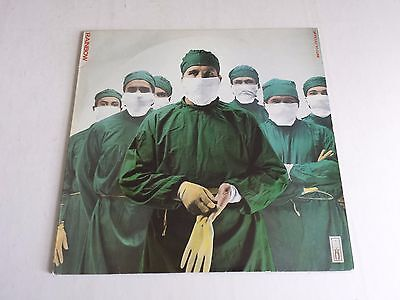 Rainbow Difficult To Cure Lp 1981 Polydor Pold 5036 Uk Issue