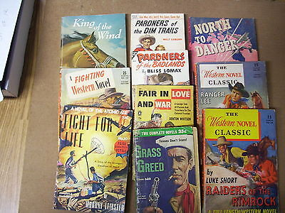 Lot Of 10  Various Paperback Books