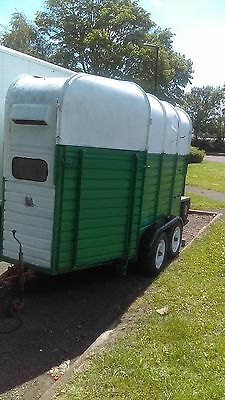 rice horse trailer horsebox