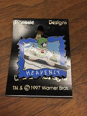 Looney Tunes Marvin Martian Pin 1997 Wb Warner Brothers Studio Store Pins Moc