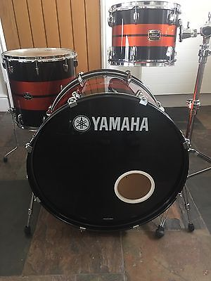 Yamaha Tour Custom Maple Shells Drum Kit Moto-X Tour Custom