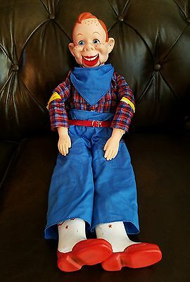 MUST SEE Vintage Antique Howdy Doody Marionette Doll