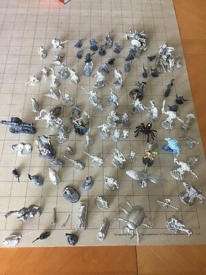 Dungeons and Dragons Miniature Lot