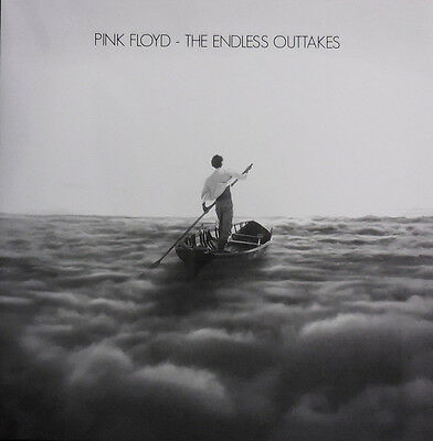 Pink Floyd - The Endless Outtakes - Clear Vinyl-   Lp