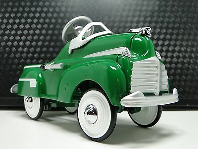 Pedal Car Chrysler Plymouth Windsor 1940s Rare Vintage Classic Midget Show Model