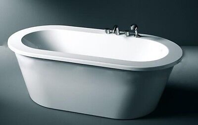 Freestanding SPA Bath - Australian Made - French Designed - 1800 x 900