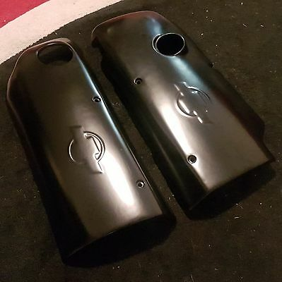 Holden Commodore LS1 SS V8 5.7L Custom Chev Bow Tie Engine Covers