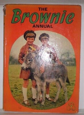 The Brownie Annual 1970 - 46 years old Purnell - Diamond Jubilee Edition in 1970
