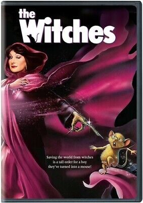The Witches [New DVD] Full Frame, Repackaged, Amaray Case, Dubbed