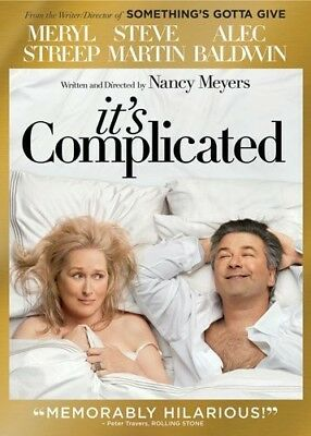 It's Complicated [New DVD] Ac-3/Dolby Digital, Dolby, Dubbed, Digital Video Se