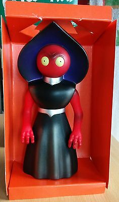CHOCOVADER VINYL DOLL/ THE FLATWOODS MONSTER /7inches Figure /Alien, Invader