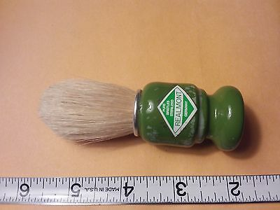 Vintage Shaving Brush - Pure Bristles Sterilized Realmont Germany