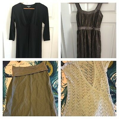 Size 8 XS S Maternity Bundle - Pumpkin Patch X 3 + Precious Cargo Evening Dress
