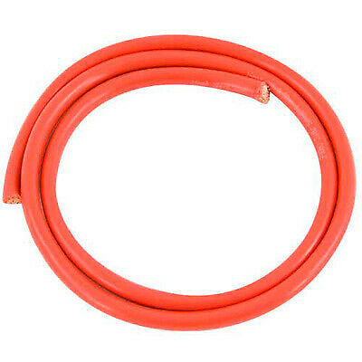 Auto Marine Battery Cable - Red - Extra Heavy Duty / 170 Amp Diameter