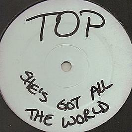TOP - She's Got All The World - Island Records - 1991 #738523